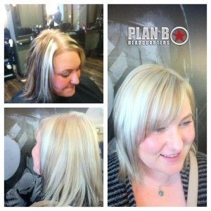highlights and colour correction