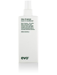 Kelowna hair salon: EVO day of grace leave-in conditioner
