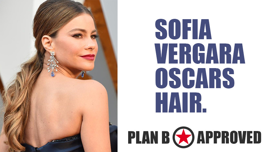 Sofia_Vergara-oscar-hair-sleek-low-pony-retro
