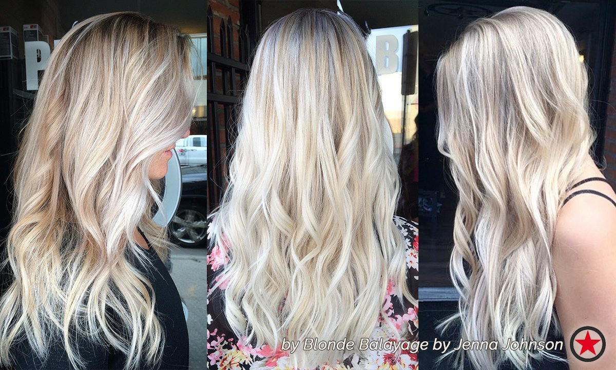 Plan B Kelowna hair salon | Balayage blondes by Jenna
