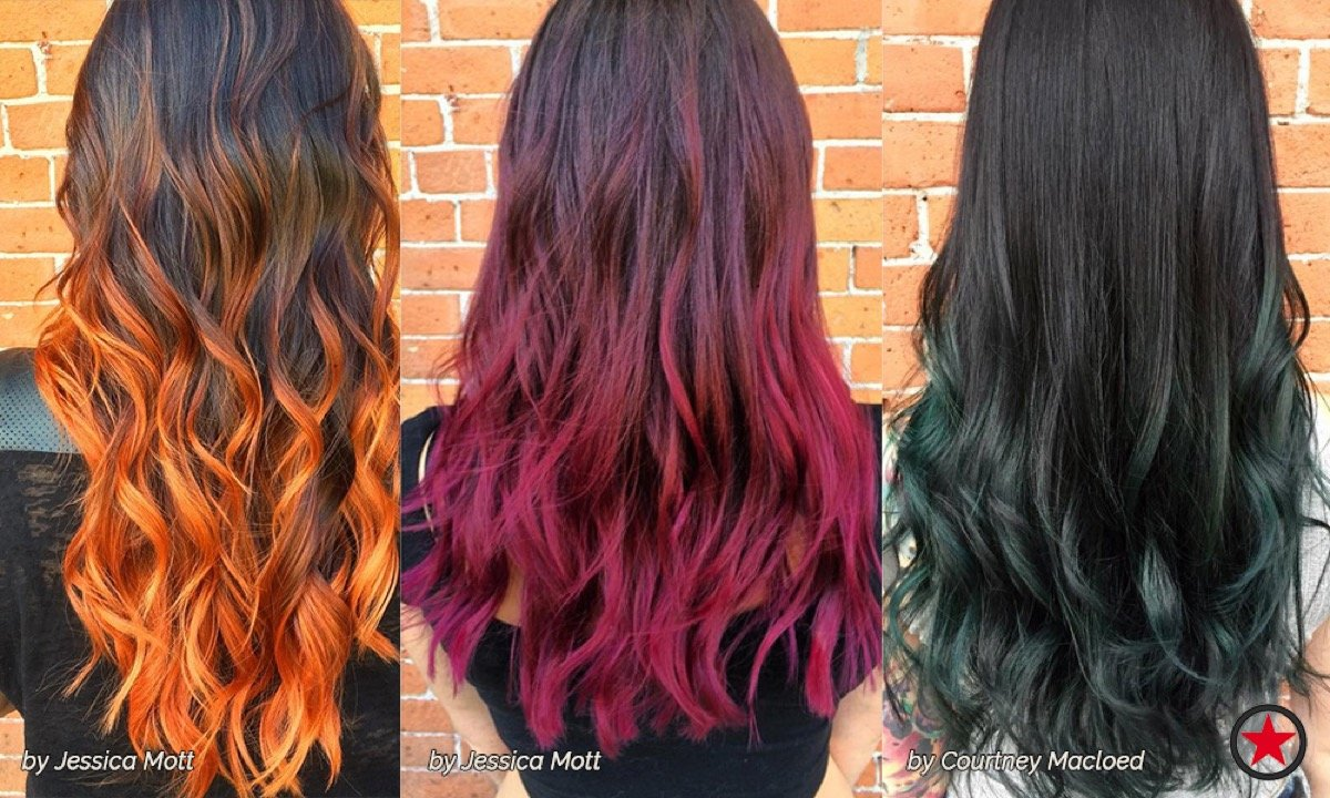 Plan-B-HQ-Kelowna-Hair-Salon-bright-ombre-hair-colours