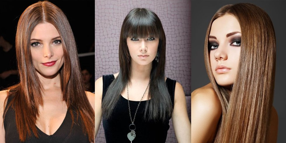 Plan B Kelowna Hair Salon | Straight Hairstyles