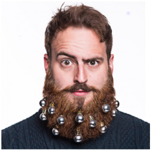Plan B Barbershop Kelowna | Beard Ornaments