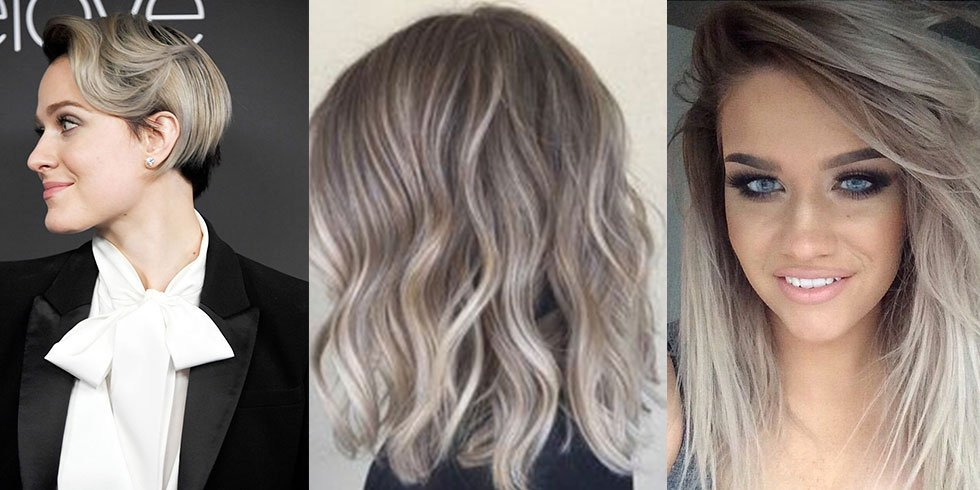 Kelowna Hair Salon | Plan B HQ | 2017 Colour Trends: Blonde Grey